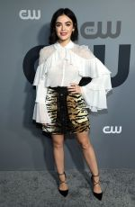 Lucy Hale At The CW Network 2019 Upfronts in NYC
