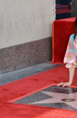 Lucy Liu At Hollywood Walk of Fame Ceremony