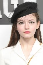 Mackenzie Foy At Dior Beauty Pop Up at Delilah in Los Angeles