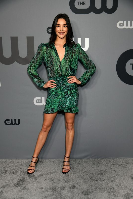 Maddison Jaizani At CW Network 2019 Upfronts in New York