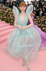 Madelaine Petsch At 2019 Met Gala in NYC