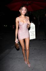 Madison Beer At launch event for kylie jenner