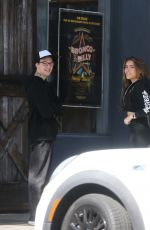 Madison Beer Out for lunch in Los Feliz