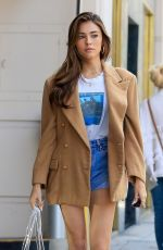 Madison Beer Shopping in Beverly Hills