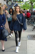 Madison Beer Shopping in NYC