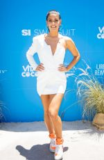 Manuela Alvarez Hernandez At Sports Illustrated Swimsuit On Location Day 2 at Ice Palace in Miami