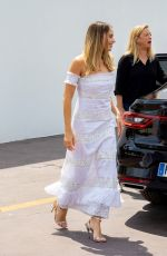 Margot Robbie Out and about at the Cannes film festival