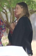Margot Robbie Seen in Dalby