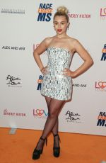 Marta Pozzan At the 26th Annual Race To Erase MS Gala held at The Beverly Hilton Hotel