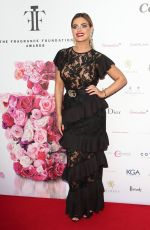 Megan Barton-Hanson At FiFi Fragrance Foundation Awards in London