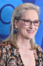 "Meryl Streep Attends the season 2 premiere of ""Big Little Lies"" at Jazz at Lincoln Center in New York"