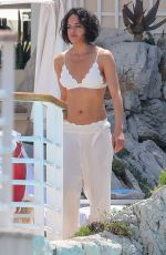 Michelle Rodriguez At the Hotel du Cap-Eden-Roc in Cannes