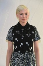 Michelle Williams At Louis Vuitton Cruise 2020 Fashion Show at JFK Airport in New York City