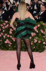Miley Cyrus At 2019 Met Gala in NYC