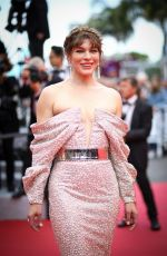 Milla Jovovich At Screening of