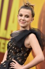 Millie Bobby Brown At