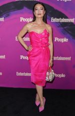 Ming-Na Wen At Entertainment Weekly & PEOPLE New York Upfront Party 2019 in New York