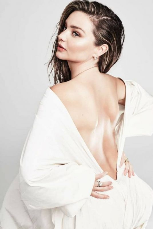 Miranda Kerr - Grazia Magazine UK, April 2019