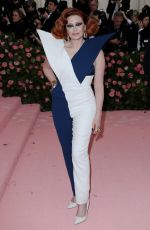 Natasha Lyonne At The 2019 Met Gala Celebrating Camp: Notes on Fashion in New York