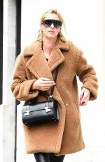 Nicky Hilton Out during a solo trip in New York
