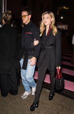 Nicola Peltz Leaving the Prada Resort 2020 Fashion Show in NY