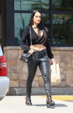 Nikki Bella Out and about in Los Feliz