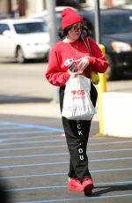 Noah Cyrus Is seen in Los Angeles