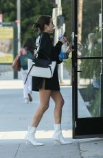 Olivia Culpo At Eveleigh in West Hollywood