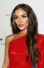 Olivia Culpo At Sports Illustrated Swimsuit 2019 Issue Launch at Seaspice in Miami