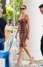 Olivia Culpo Out in Cannes France