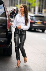 Olivia Culpo Out in NYC