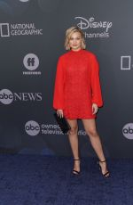 Olivia Holt At Walt Disney Television Upfront Presentation in NYC