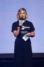 Olivia Holt At we day in Chicago