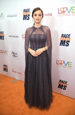 Olivia Sanabia At 26th Annual Race to Erase MS Gala in Beverly Hills
