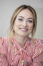 Olivia Wilde At booksmart press conference in Beverly Hills