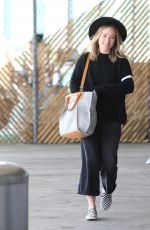 Olivia Wilde At JFK