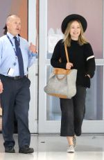 Olivia Wilde At JFK Airport in NYC