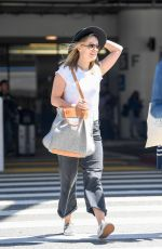 Olivia Wilde At LAX Airport