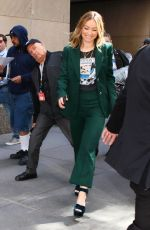 Olivia Wilde Out promoting