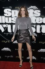 Palvin Barbara At Sports Illustrated Swimsuit Celebrates 2019 Issue Launch at Myn-Tu in Miami, Florida