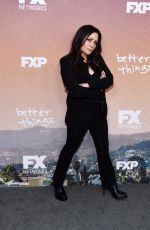 Pamela Adlon At FYC Red Carpet Event For Season 3 of FX