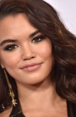 Paris Berelc At 12th Annual Television Academy Honors in Beverly Hills