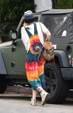 Paris Jackson Out and about in LA