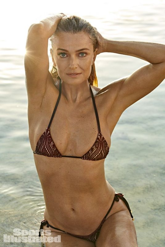 Paulina Porizkova - Sports Illustrated Swimsuit 2019