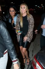 Petra Ecclestone At Craigs Restaurant in West Hollywood