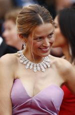 Petra Nemcova At screening of