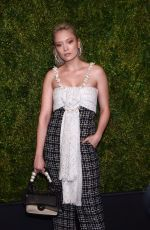 Pom Klementieff At 14th Annual Tribeca Film Festival Artists Dinner hosted by Chanel in New York City