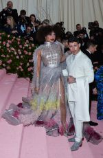 Priyanka Chopra At The 2019 Met Gala Celebrating Camp: Notes on Fashion in NYC