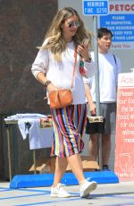 Rebecca Gayheart Out in West Hollywood