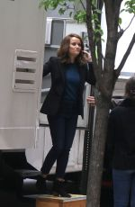 Reese Witherspoon Filming Big Little Lies in NYC